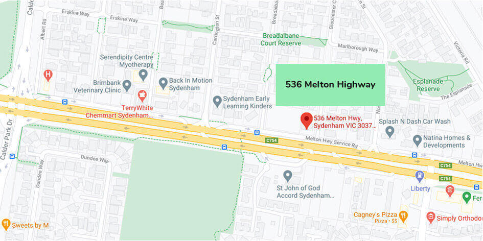 536 Melton Highway