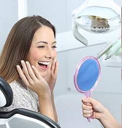 services crowns and cosmetic dentistry